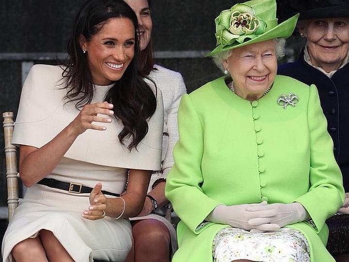 Елизавета II назначила Меган Маркл на высокую должность при британском королевском дворе – ФОТО – ВИДЕО