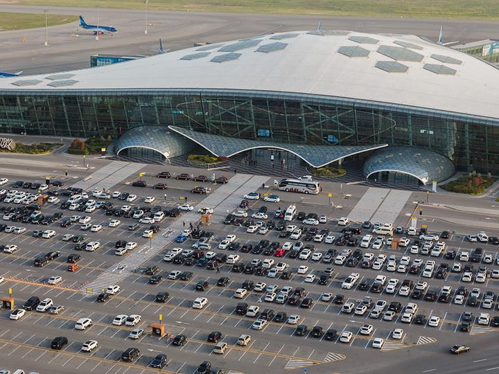 Международный аэропорт Гейдар Алиев установил новый рекорд по пассажиропотоку