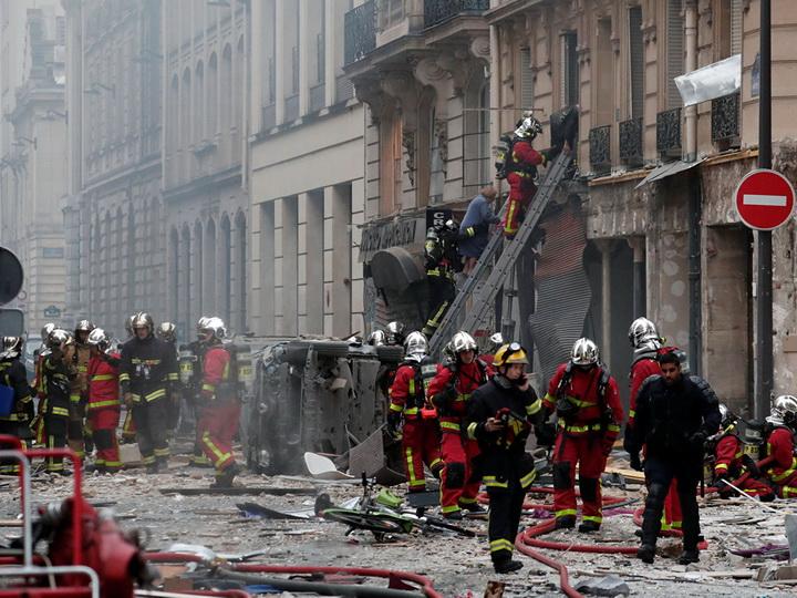 Взрыв в центре Парижа: найдено тело еще одной жертвы – ФОТО – ВИДЕО - ОБНОВЛЕНО