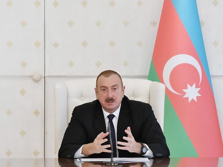 Президент Ильхам Алиев о провале режима криминальной хунты в Ереване и нагорно-карабахском процессе