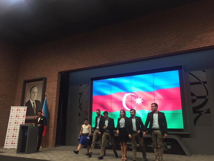 Состоялся финал Азербайджанской лиги КВН – ФОТО