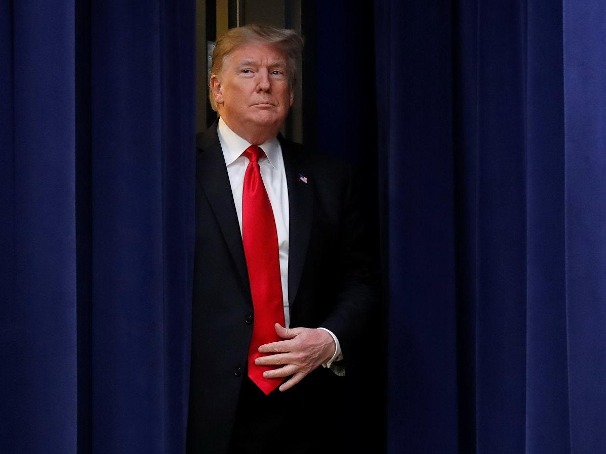 Трамп назвал шатдаун в США гуманитарным кризисом