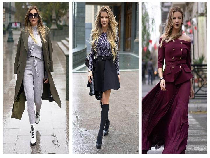 Türkiyənin supermodeli İvana Sert təkrarsız stili ilə Bakı sakinlərini heyran edib – FOTO – VİDEO