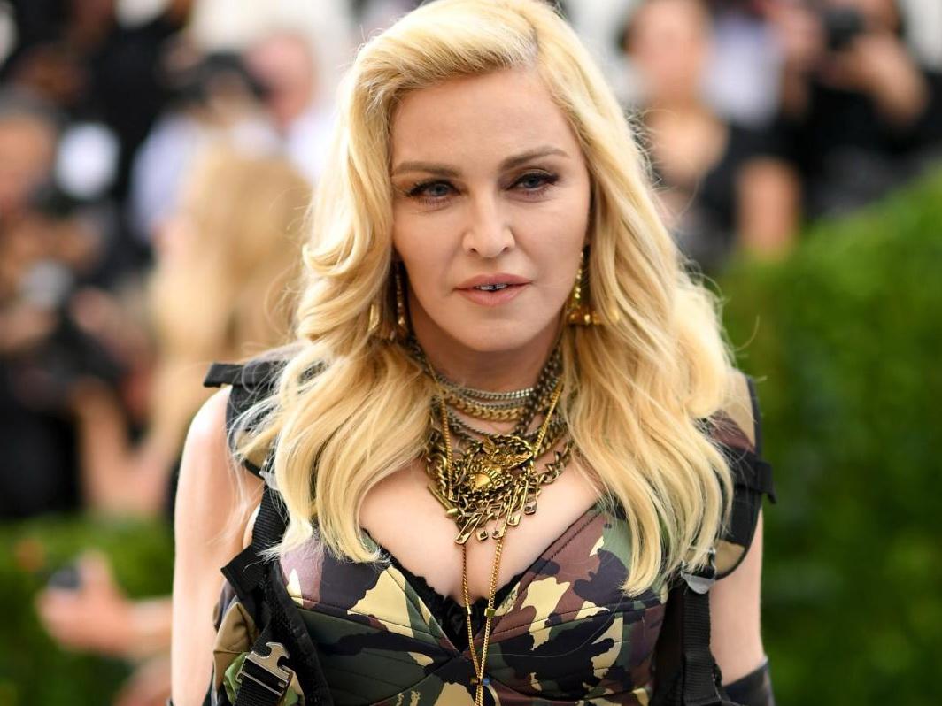 СМИ: Мадонна выступит на «Евровидении 2019» в Израиле - ВИДЕО
