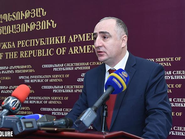 Главе Спецследственной службы Армении грозит увольнение