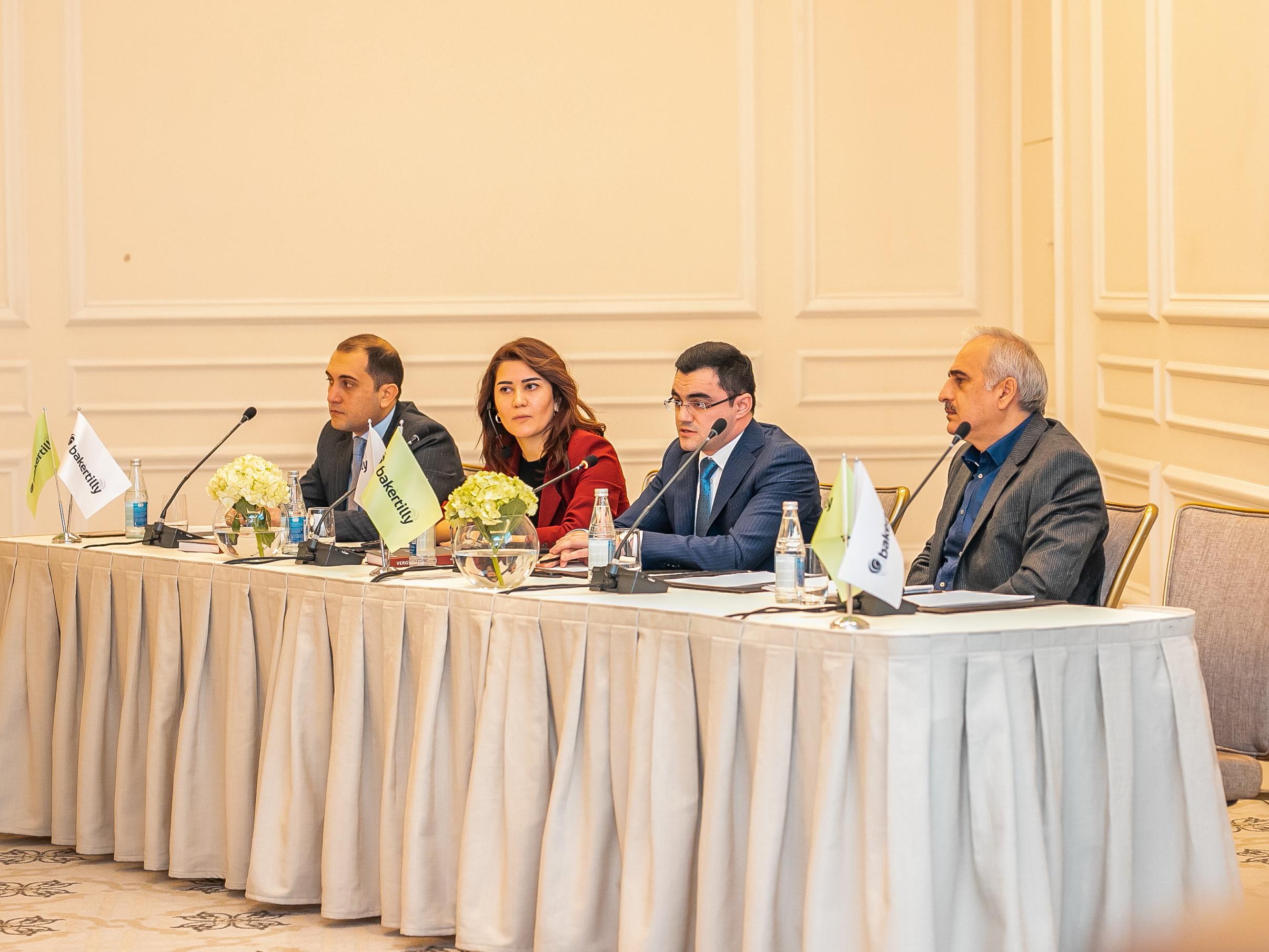 Компания «Baker Tilly» провела семинар на тему изменений в налоговом законодательстве Азербайджана - ФОТО - ВИДЕО