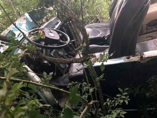 В Кяльбаджарском районе в ДТП погибли трое армян, один ранен