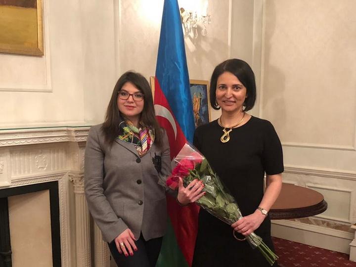 «Вдохновляющие женщины»: В Лондоне формируется азербайджанское женское сообщество – ФОТО
