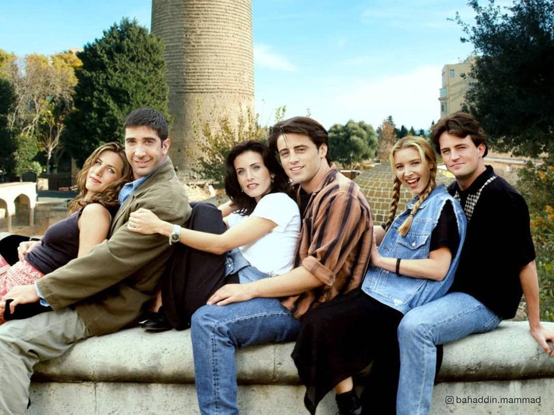 «Друзья» в Баку: мировые кинозвезды продолжают «знакомство» со столицей Азербайджана – ФОТО