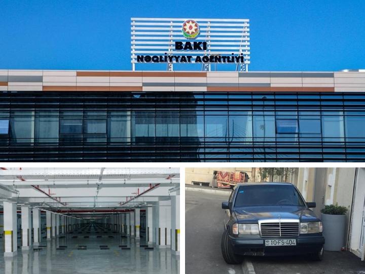 Вниманию Бакинского транспортного агентства: жители центра Баку  остались без парковки из-за завышенных цен - ФОТО