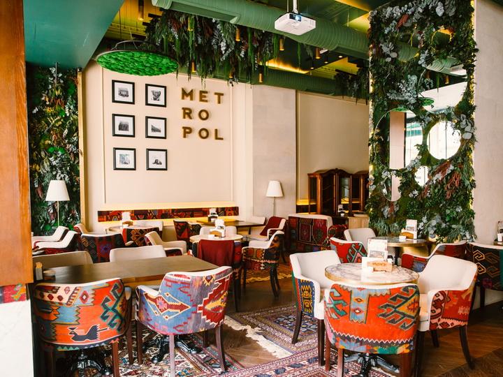 В Баку открылся один из самых красивых ресторанов - Metropol 145 – ФОТО – ВИДЕО