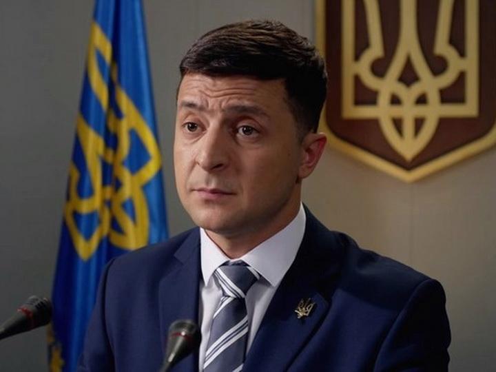Зеленский возглавил рейтинг кандидатов в президенты Украины