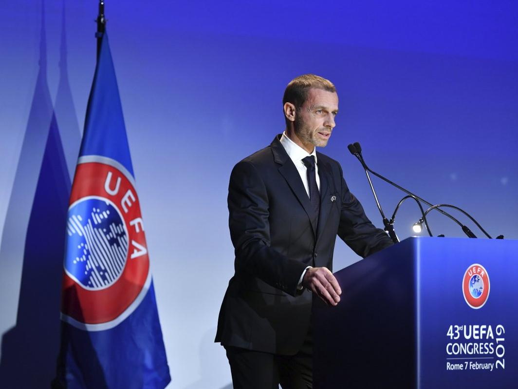 Глава УЕФА: Схема Суперлиги эгоистична и приведет к гибели футбола