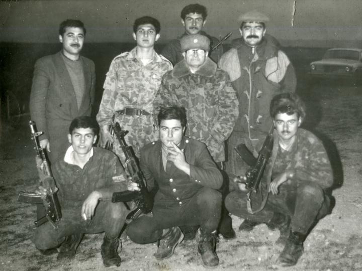 1993: Неизвестное захоронение жертв сталинских репрессий в Азербайджане