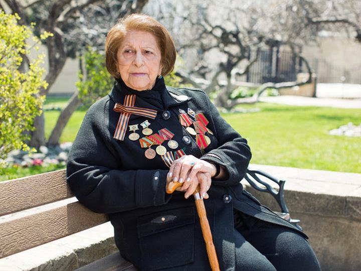 Ветераны ВОВ: Фатма Саттарова приближается к 100-летнему юбилею – ФОТО – ВИДЕО