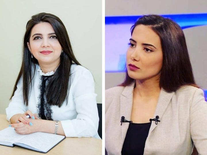 Две журналистки получили должности в министерстве – ФОТО