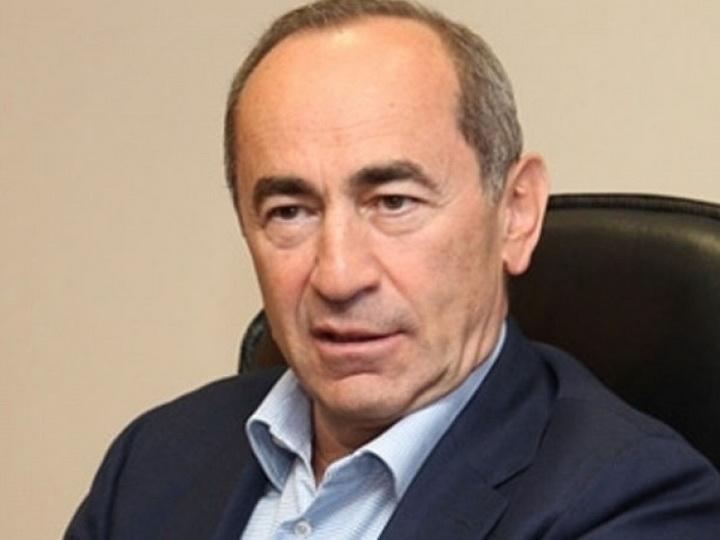 Кочарян призвал власти не отказываться от агрессорской политики
