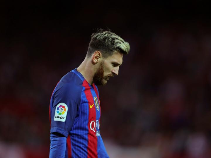 «Барселона» приготовилась кжизни без Месси