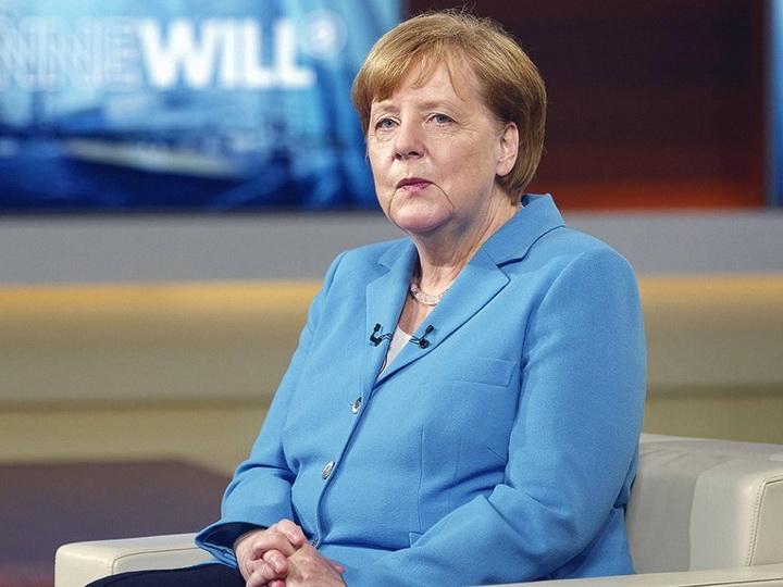 Меркель рассказала об угрозах