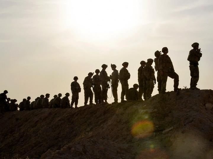 Жертвами удара американской коалиции снова стали мирные сирийцы