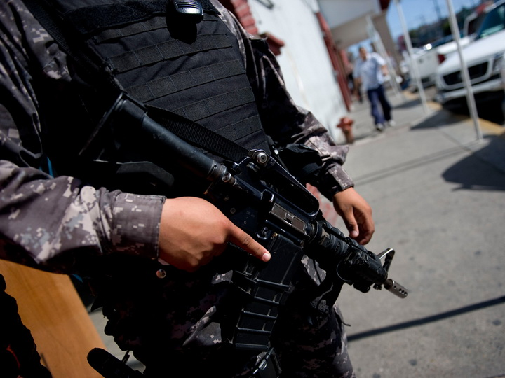 Журналиста убили на встрече с друзьями в кафе