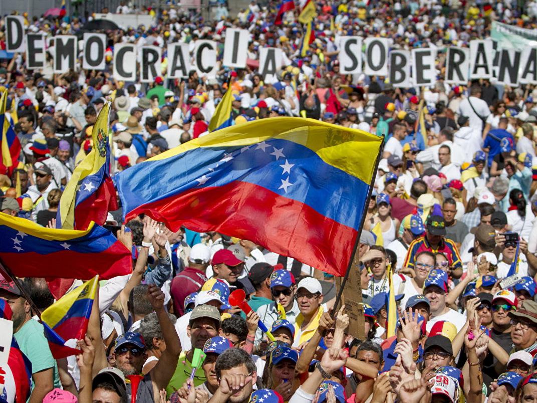 ООН готова помочь с переговорами между сторонами конфликта в Венесуэле