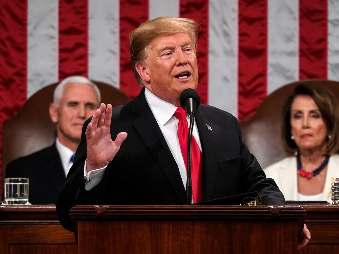 Трамп обвинил демократов в том, что они ведут дело к шатдауну