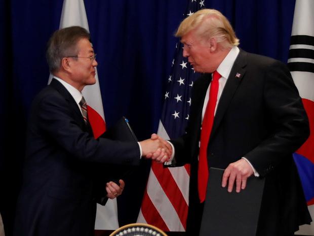 Трамп и Мун Чжэ Ин обсудят предстоящий саммит США и КНДР