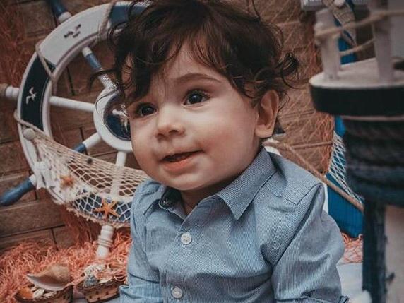 Радостная новость: сбор на лечение маленького Омара остановлен