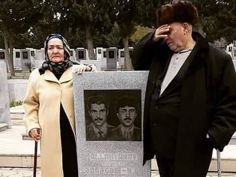 «Он вчера не вернулся из боя»: в память о героической гибели Ильгара Аллахъярова в Карабахе - ФОТО