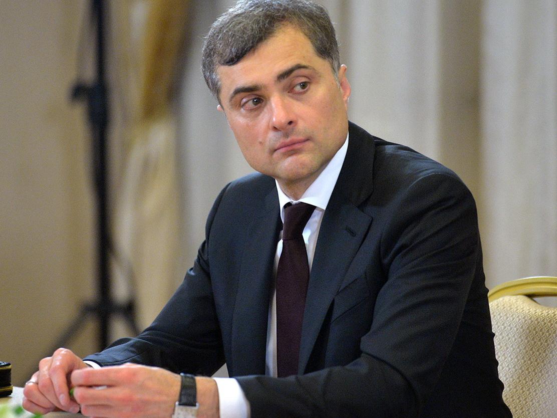 Помощник президента РФ Владислав Сурков о перспективах «большой политической машины Путина»
