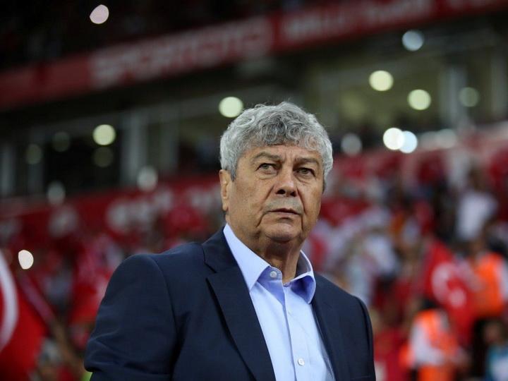 Луческу покинул пост главного тренера сборной Турции