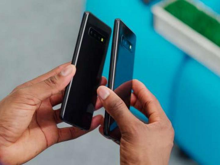 О Samsung Galaxy S10+ стало известно всё - ВИДЕО