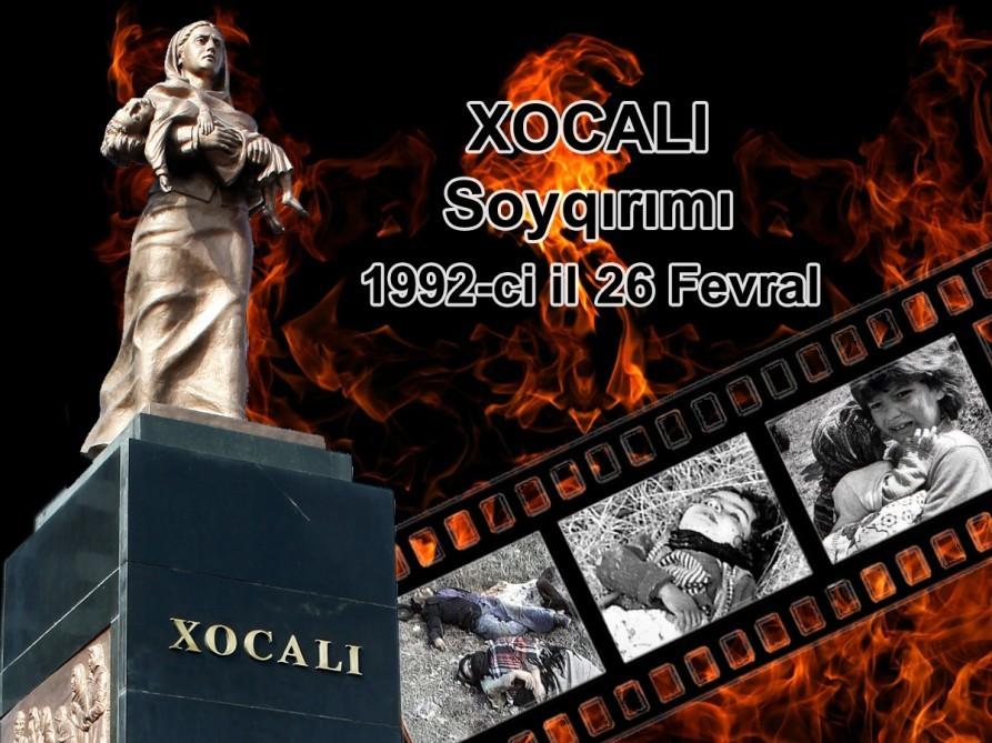 Утвержден План мероприятий в связи с 27-й годовщиной Ходжалинского геноцида