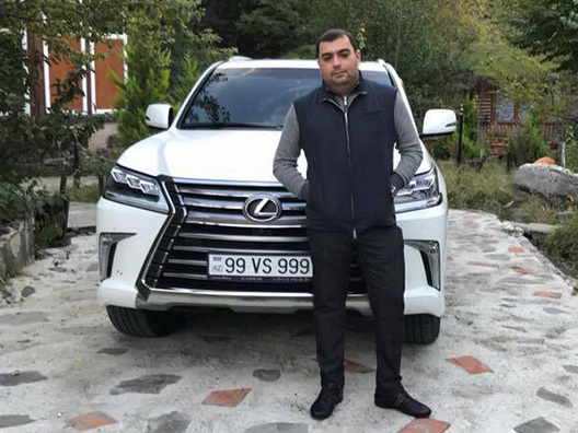 В Баку задержан водитель, который сбил пешехода и сбежал - ФОТО