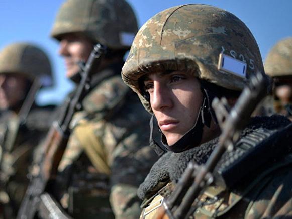 В Армении не исключили  участия в военных действиях в Сирии