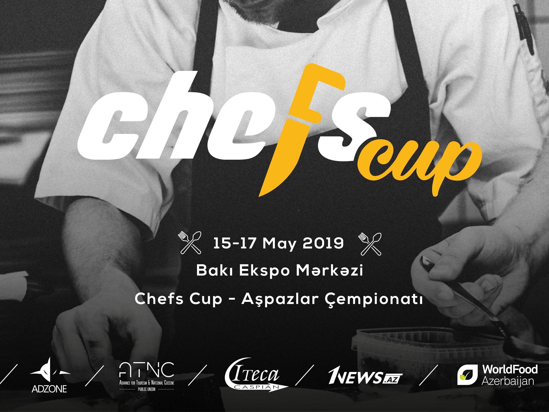 В Азербайджане будет проведен чемпионат «CHEFS CUP» - ФОТО
