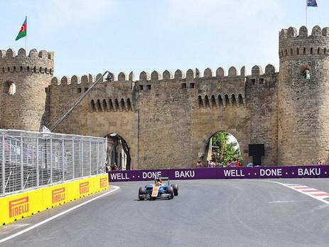 Продажи билетов на Гран-при Азербайджана возросли вдвое