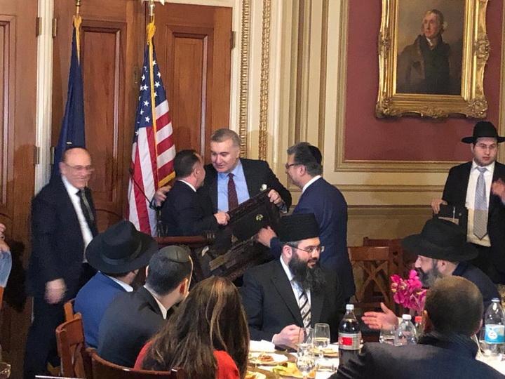 «Sənə də qalmaz». В Сенате США прозвучала известная азербайджанская песня - ФОТО - ВИДЕО