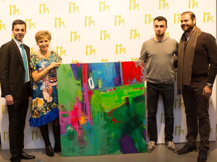 Всемирно известный парфюмерный бренд M. Micallef реализовал уникальный проект в Азербайджане