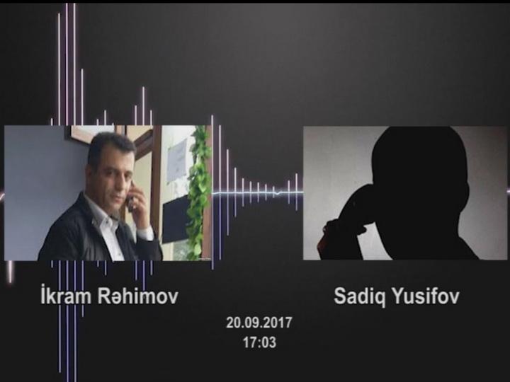СГБ Азербайджана о преступлениях редактора сайта, угрозами вымогавшего у людей деньги – ВИДЕО