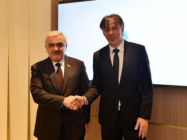 Никола Юрчевич: «Просинечки говорил, что в Азербайджане все фантастично, особенно еда»