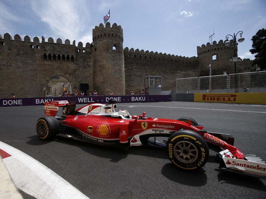 Formula-1 turizmin inkişafının göstəricisi kimi: Prezident İlham Əliyev Qran-pri yarışlarını yüksək qiymətləndirib