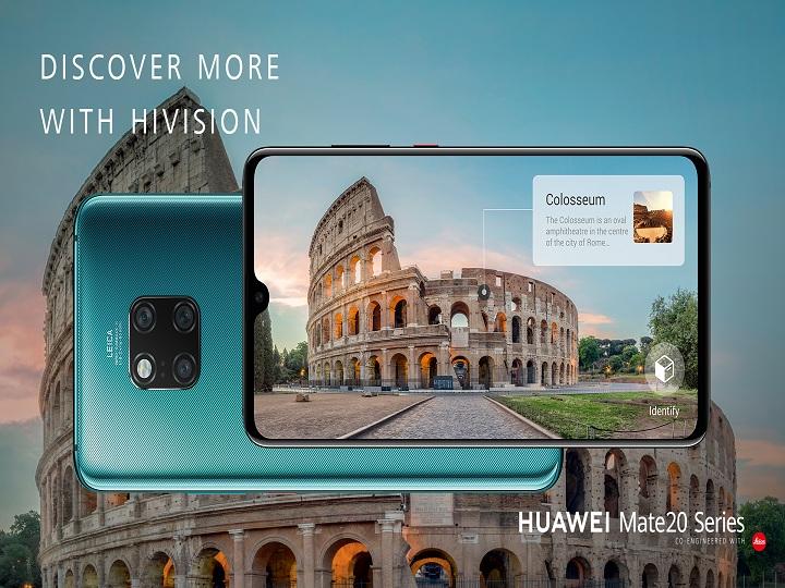 Huawei Mate 20 Pro-dan HiVision imkanı – FOTO