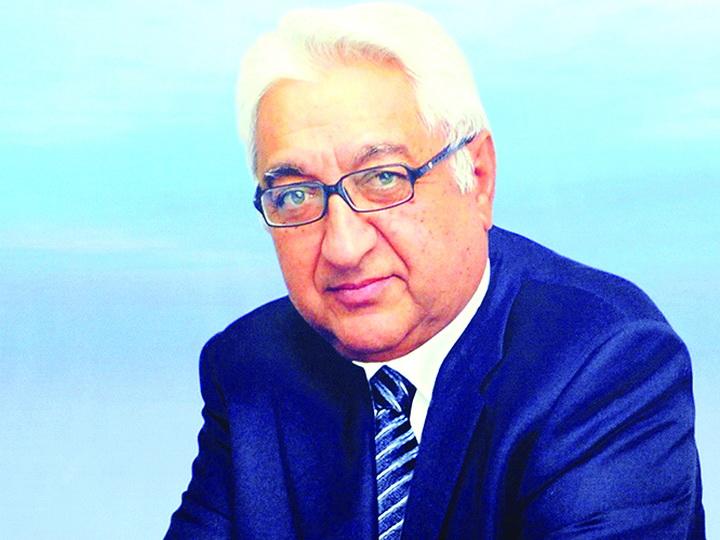 Ариф Мир Джалал оглу Пашаев — ученый, наставник, новатор