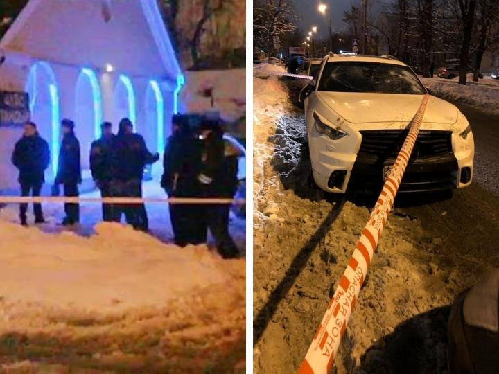 СМИ: В Москве вооруженные чеченцы напали на кафе азербайджанцев, ранены 10 человек - ФОТО - ВИДЕО