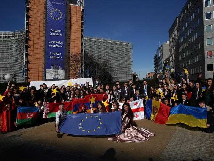 Послы европейской молодежи о достижениях Восточного партнерства за 10 лет – ФОТО