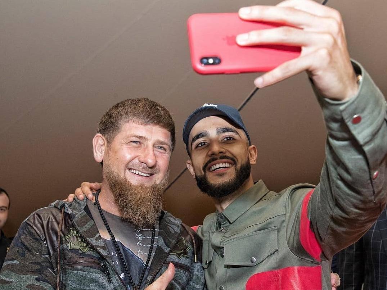 Глава Чечни поделился в соцсети фотографией с известным азербайджанцем - ФОТО