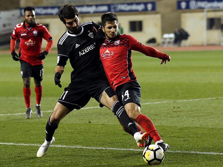Как играли команды азербайджанской премьер-лиги в 17-ом туре – ВИДЕО