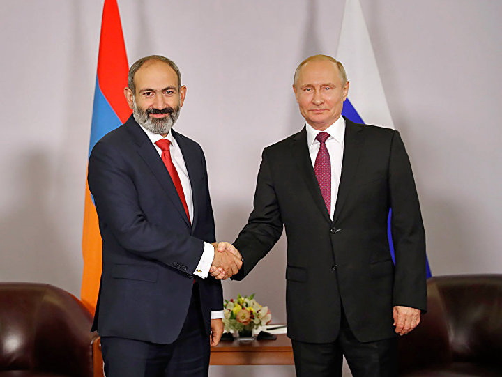 Стала известна причина отправки Арменией миссии в Сирию